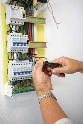 Rénovation d'une installation électrique